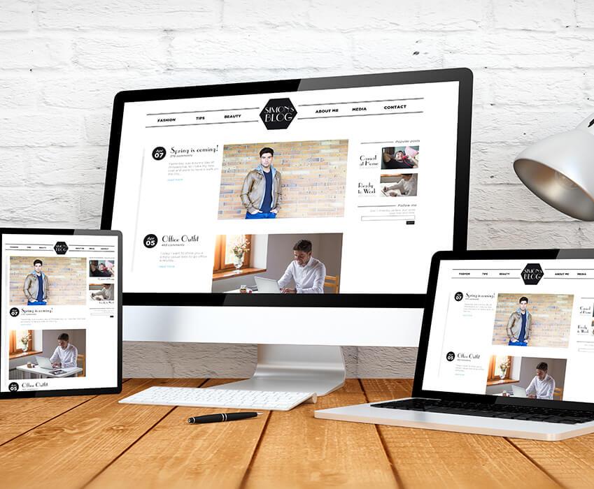 Webキャンペーン用広告サイトの制作