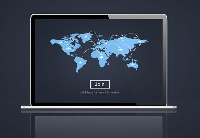 海外向けホームページ企画制作