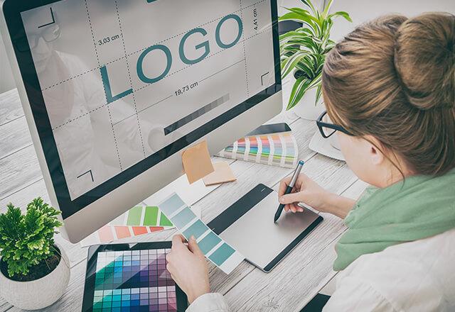 ロゴデザイン、ロゴデータ制作