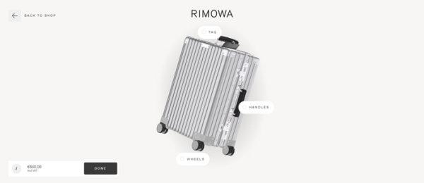 RIMOWA UNIQUE-Custom Luggage